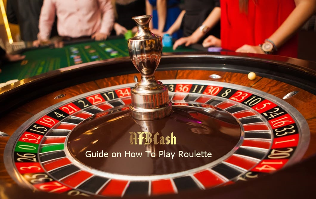 Guide on How To Play Roulette