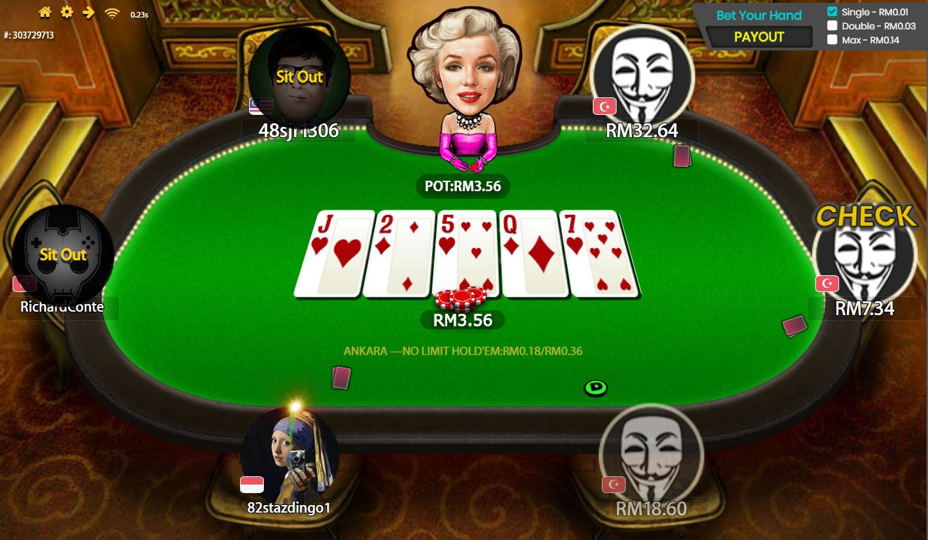 Poker Online Malaysia Download Android App