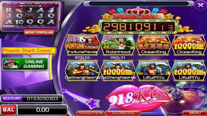 918Kiss Download Link AFBCASH Slots Game Malaysia